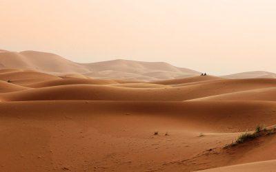 check list randonnée désert